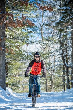 fat tire biking on VASA - Copy