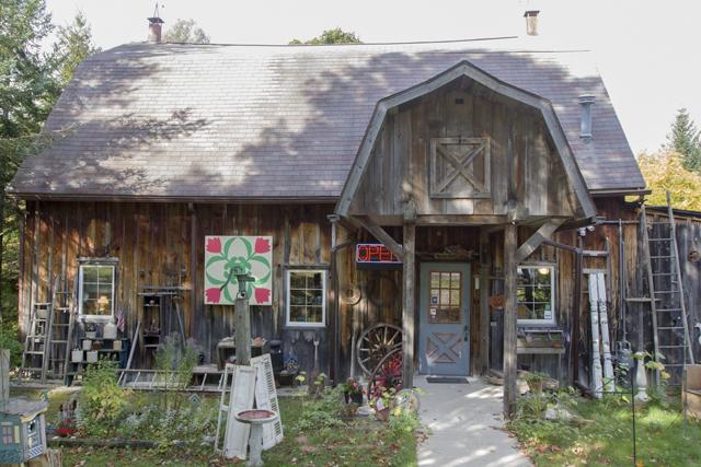 Walt & Susan's Barn