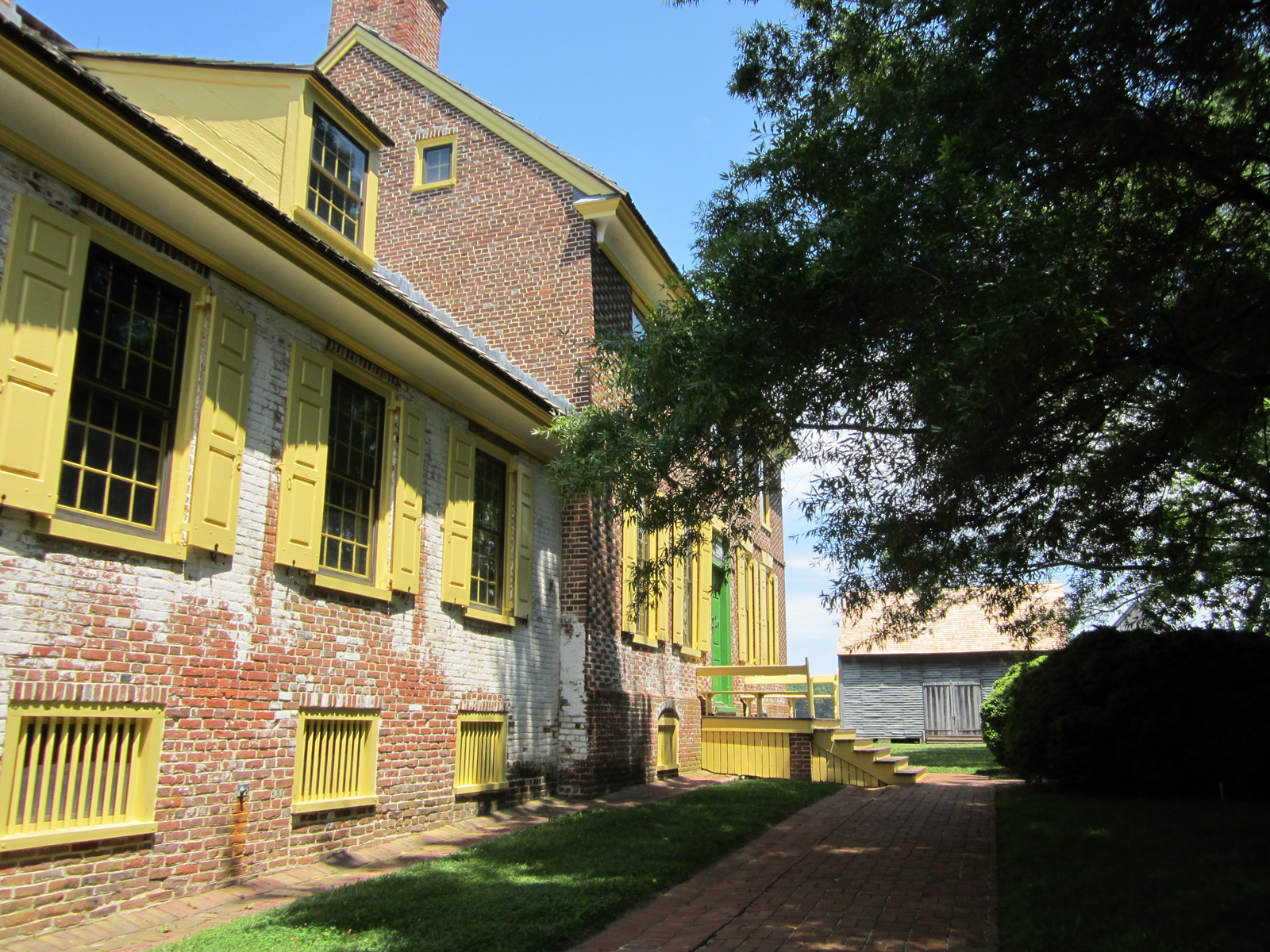 John Dickinson Plantation