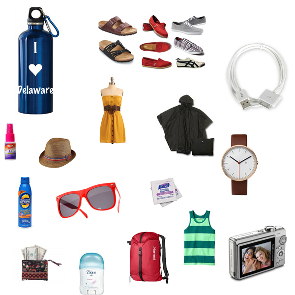 Firefly Music Festival What to Pack