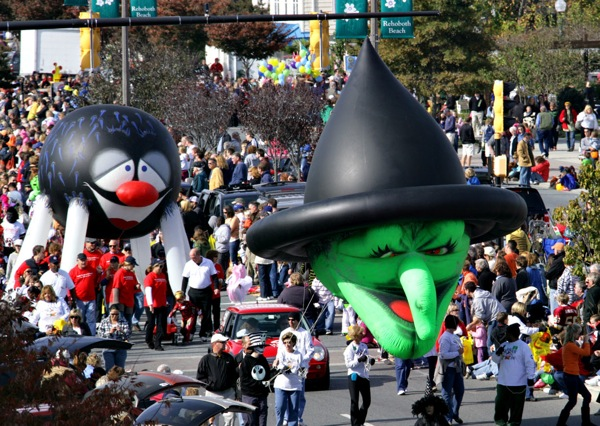 Sea Witch Halloween and Fiddlers Festival