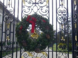 Nemours Mansion Holiday Tours
