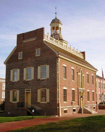 Old State House Dover Delaware