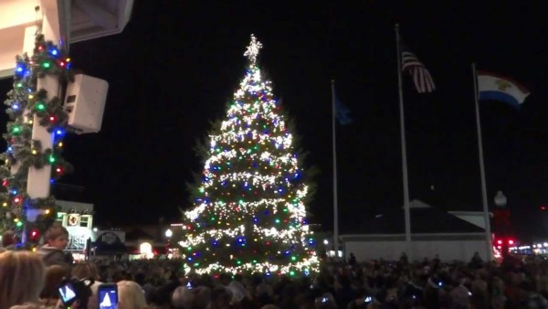 Rehoboth Beach Tree Lighting