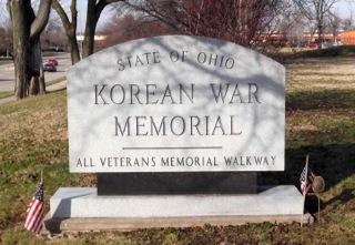 KoreanWarSign