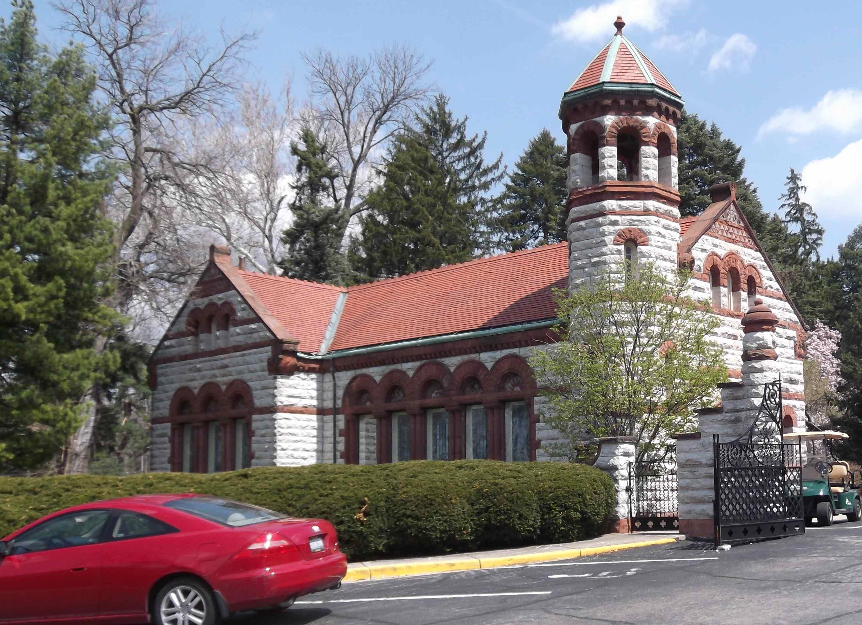 Gate Chapel