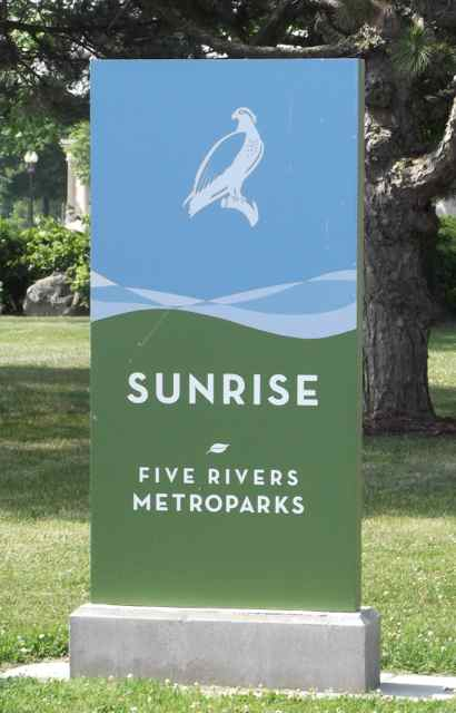 Sunrise Sign