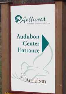 Aullwood Sign