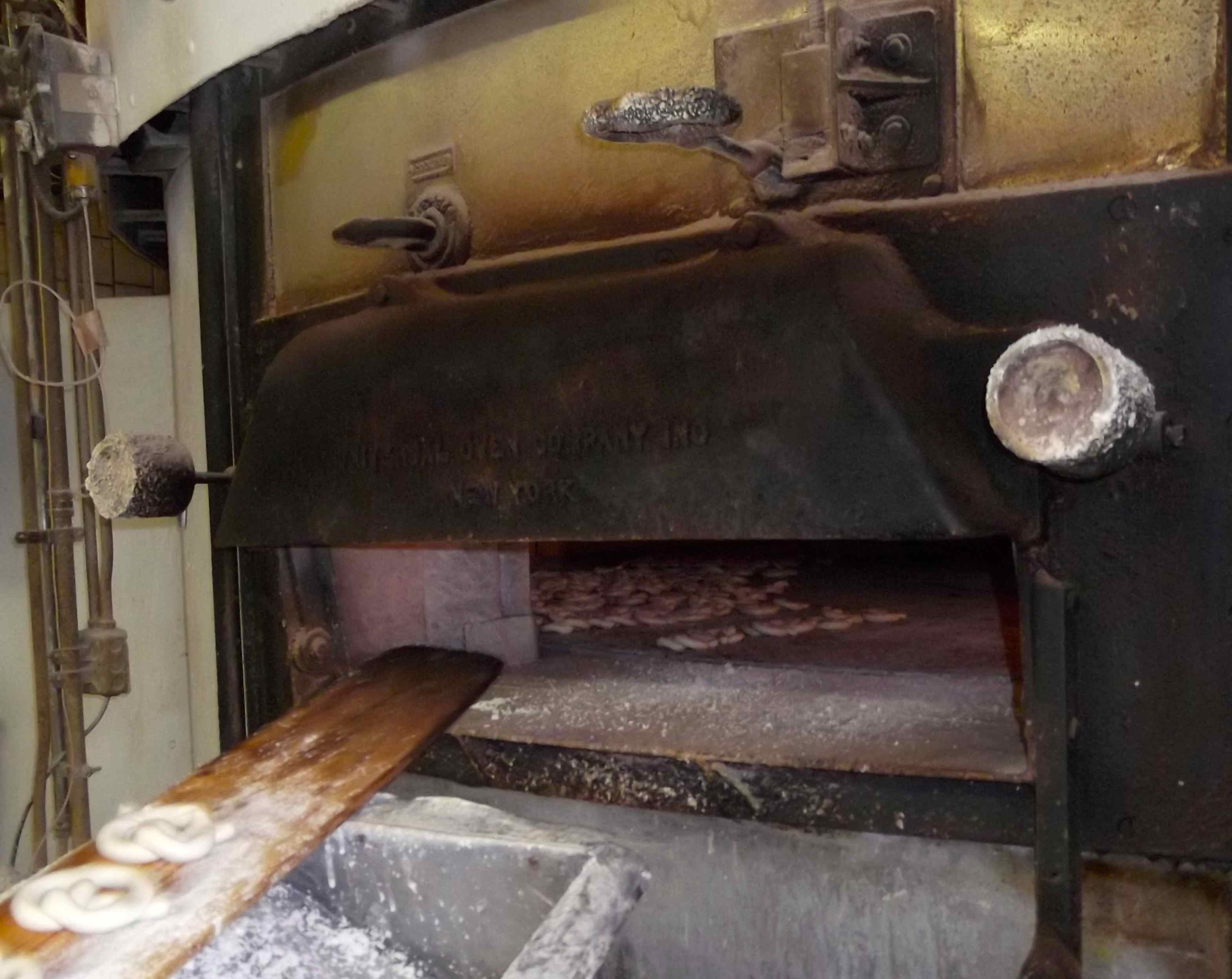 Smales Oven