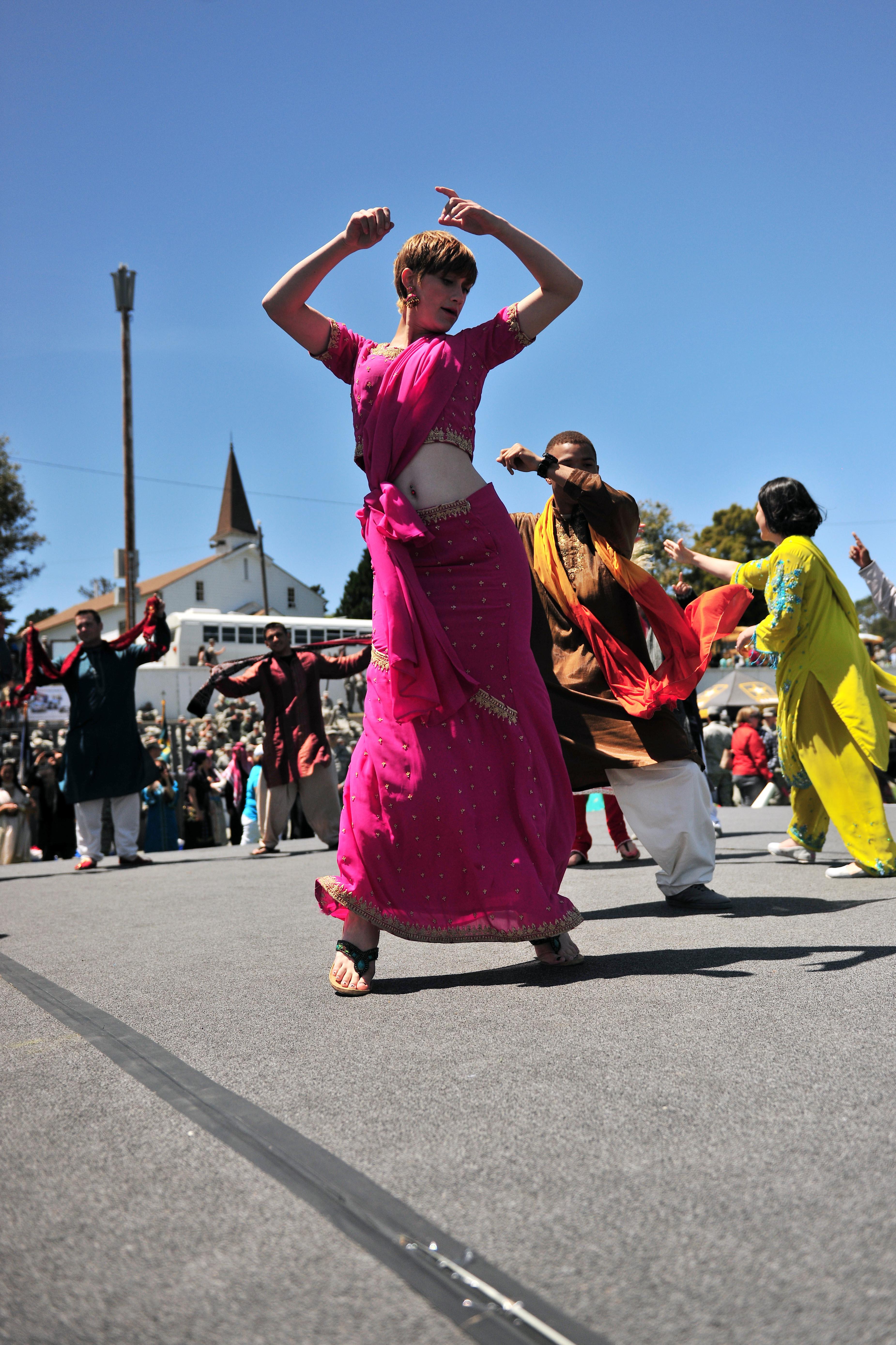 Hindi Dance
