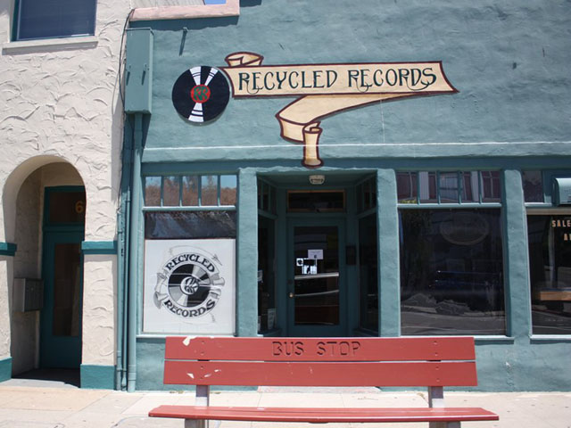 Recycle Records Store