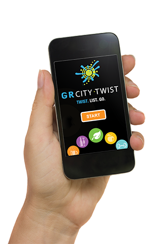 GR City Twist - Mobile