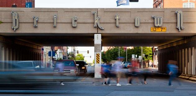 Bricktown Underpass