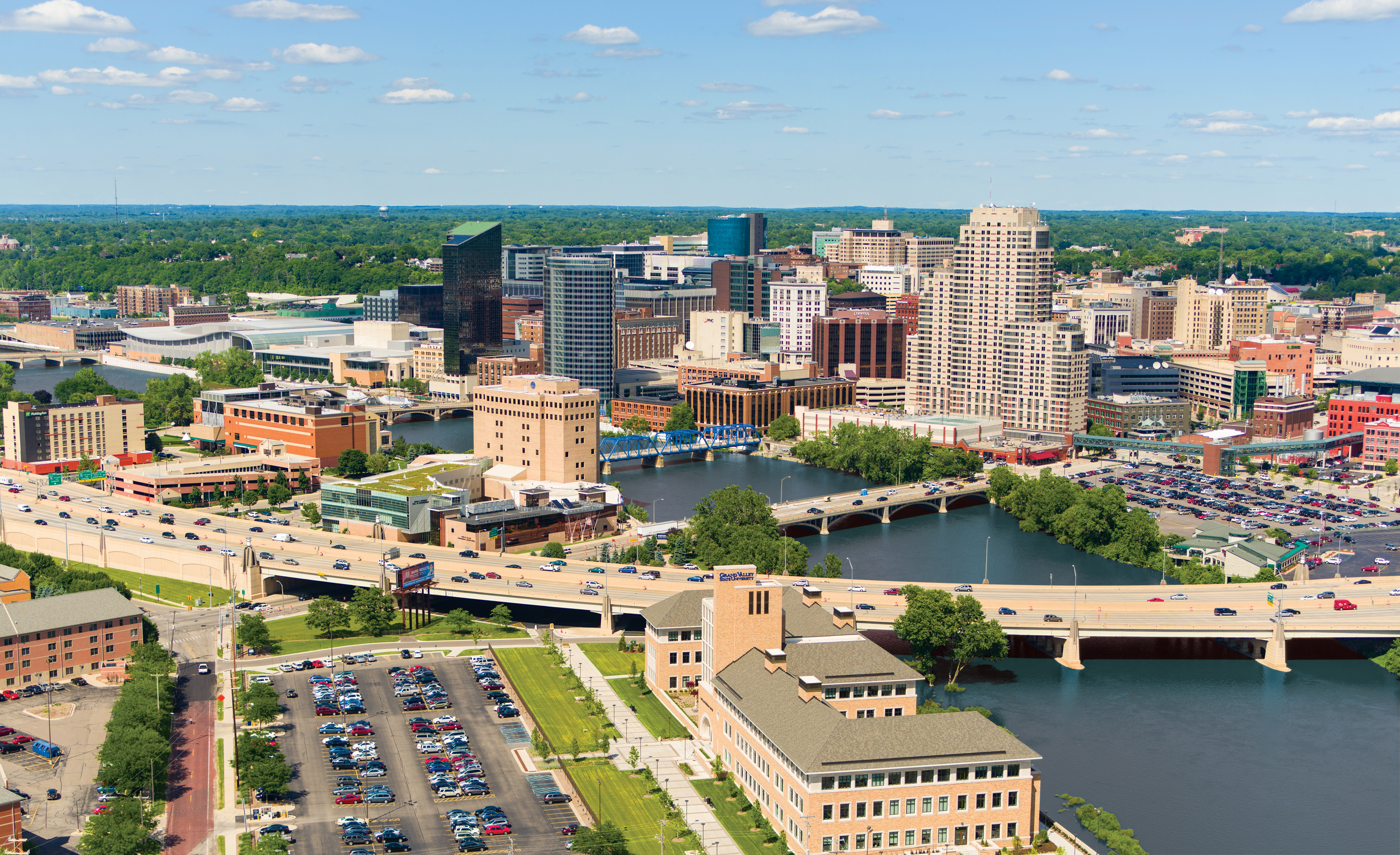 Grand Rapids Maps Transportation Experience Grand Rapids