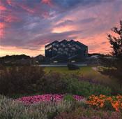 Frederik meijer Gardens & Sculpture Park - Sunset
