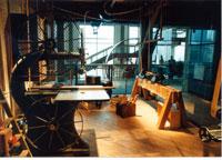 Furniture Exhibit at the Public Museum