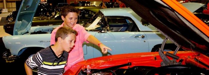 Mecum Car Auctions Harrisburg