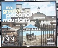 2015 Spring/Summer Poster - The Inn at Pocono Manor