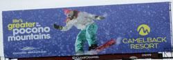 Winter 2014-15 Billboard - Camelback Resort - small
