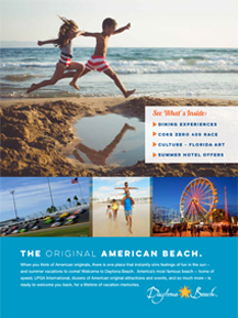 Daytona Beach 2015 Summer Newsletter