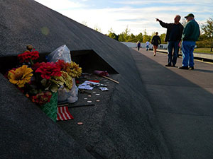 Flight 93 National Memorial, photo by: Sheena Baker