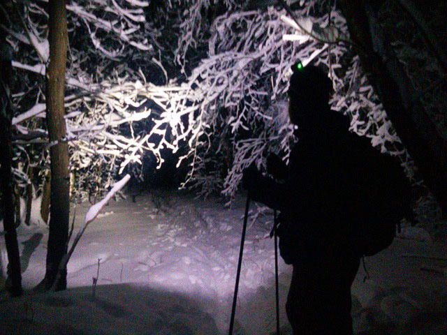 Cross Country Skiing in the Laurel Highlands Photo Credit - Jesse Wilson