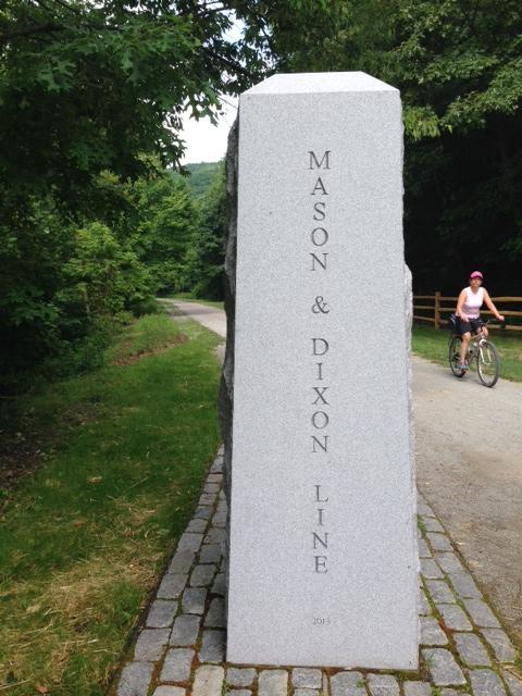 Mason Dixon Line
