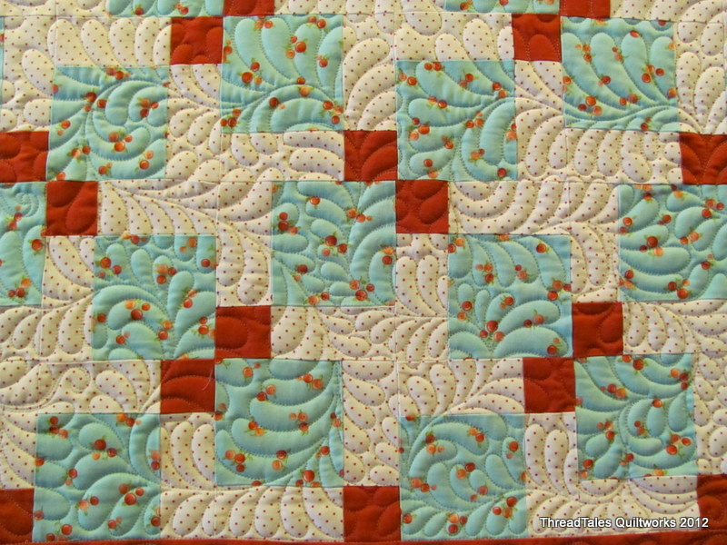 quilt by Terri Watson, West Michigan Quilters' Guild Member
