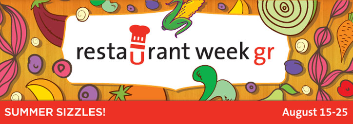 Restaurant Week in Grand Rapids, MI