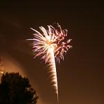 Fireworks in Grand Rapids