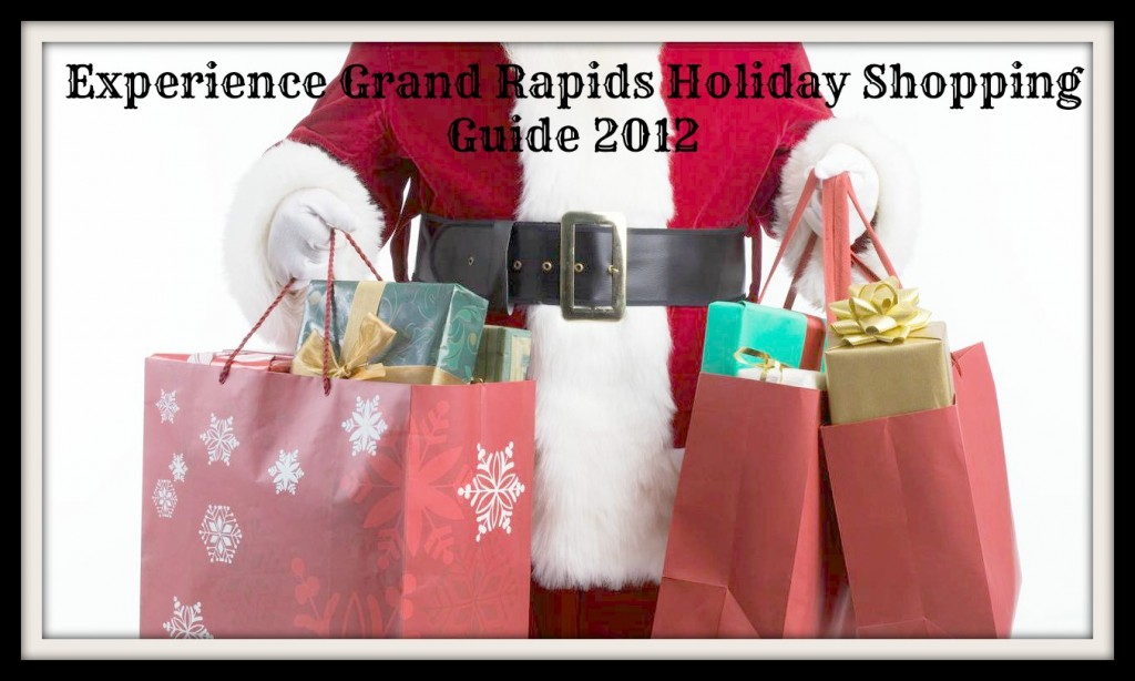 Grand Rapids Holiday Shopping Guide logo