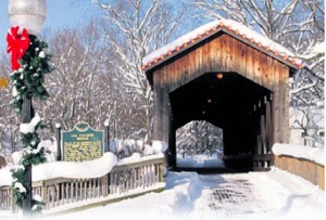 Grand Rapids covered bridge