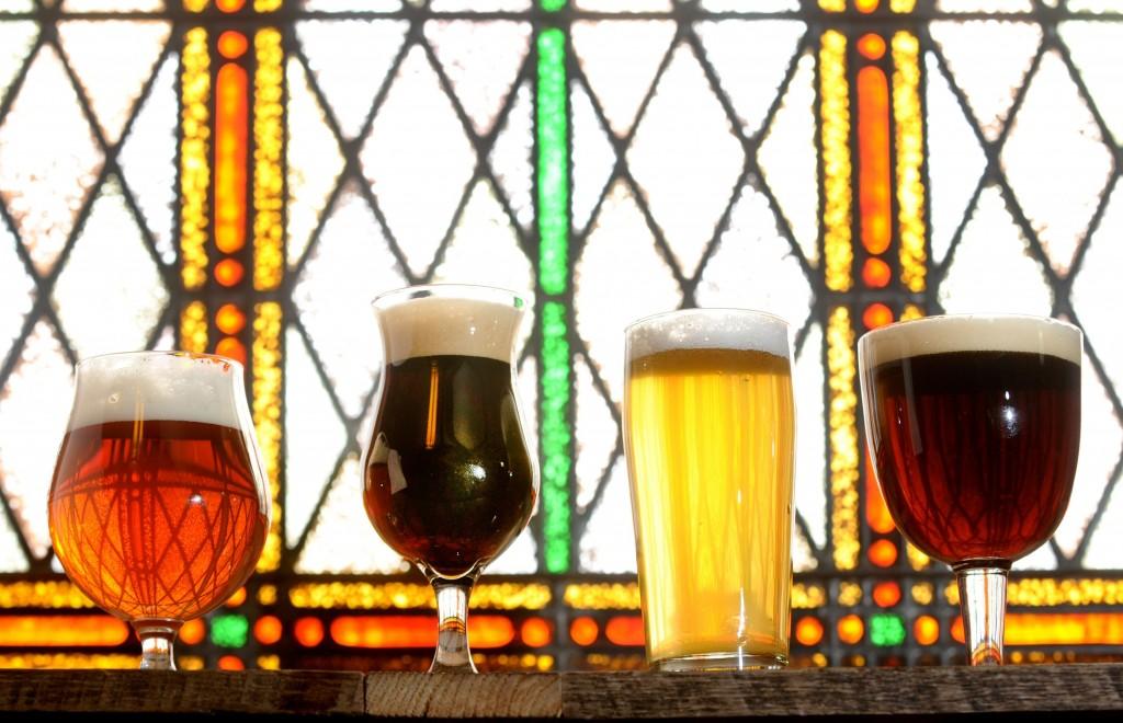 Cool Brews at Brewery Vivant