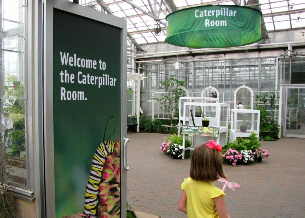 Caterpillar Room at Frederik Meijer Gardens