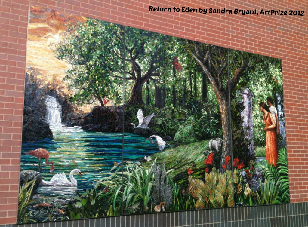 Return to Eden by Sandra Bryant, ArtPrize