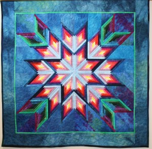 quilt by Sue Cortese, West Michigan Quilters' Guild Member
