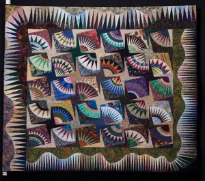 quilt by Jan Lewis, West Michigan Quilters Guild