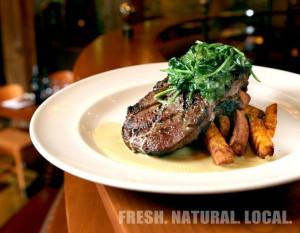 Bistro Bella Vita steak, Grand rapids