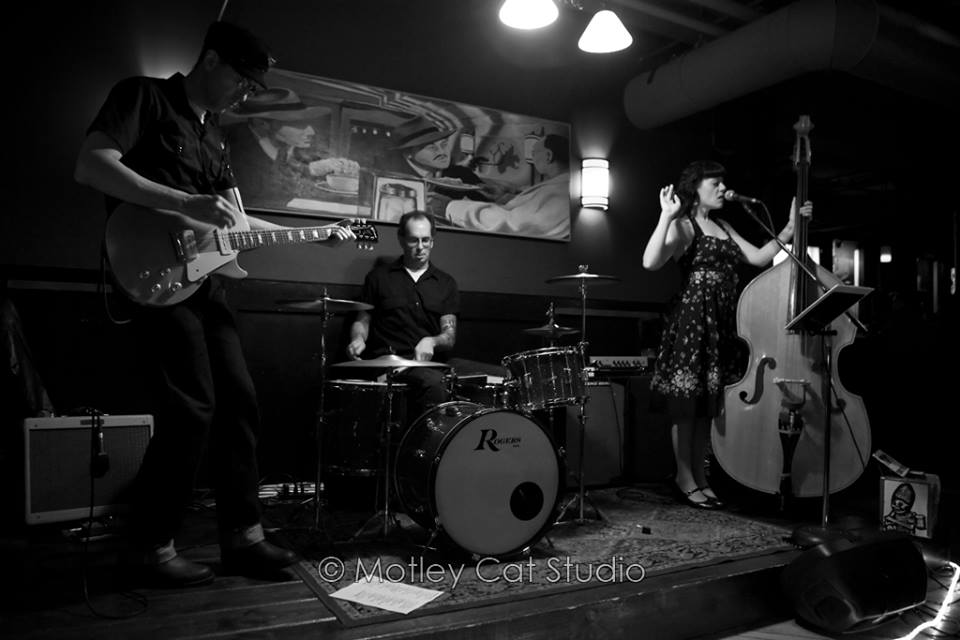 Delilah Dewylde & The Lost Boys at SpeakEZ