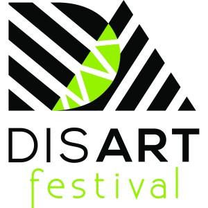 DisArt Festival logo