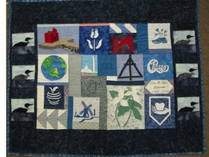 AQS Grand Rapids, quilt by Joan Brink, West Michigan Quilters' Guild Member
