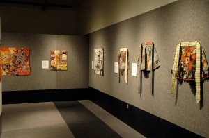 Current Quilt Exhibit at the Gerald R. Ford Presidential Museum AQS Show