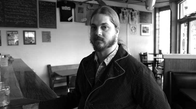Brewer Jackson Van Dyke, Harmony Brewing, photo by Doug Titus