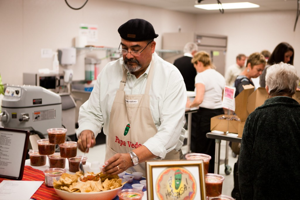 Papa Vedo, Art's Hot Salsa in Grand Rapids