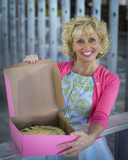 Linda Hundt of Sweetie-Licious Bakery in Grand Rapids, MI