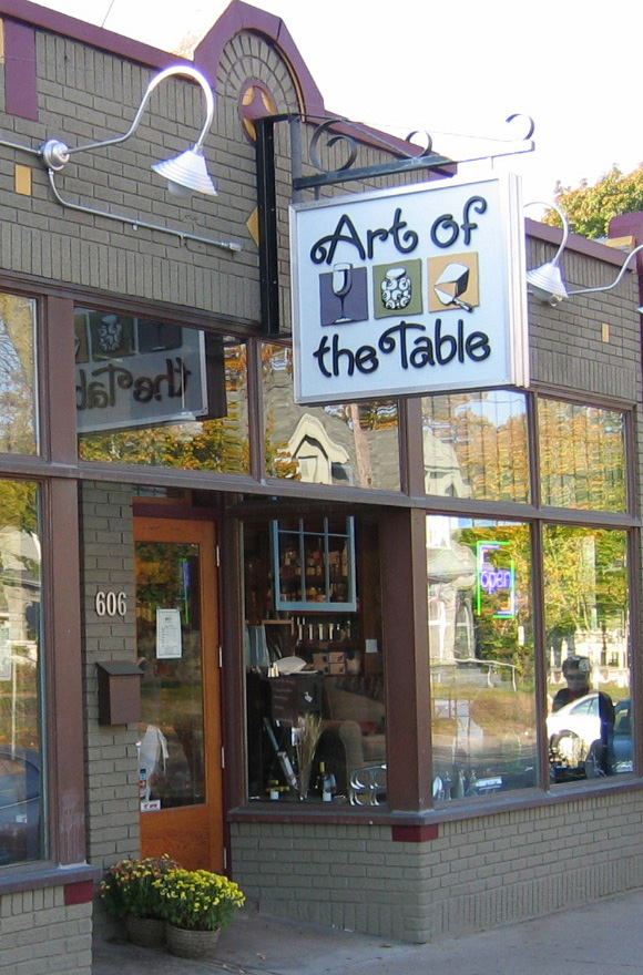 Art of the Table, 606 Wealthy Street, Grand Rapids