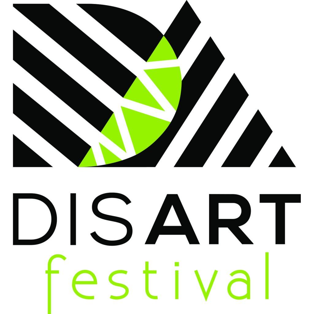 DisArt Festvial logo