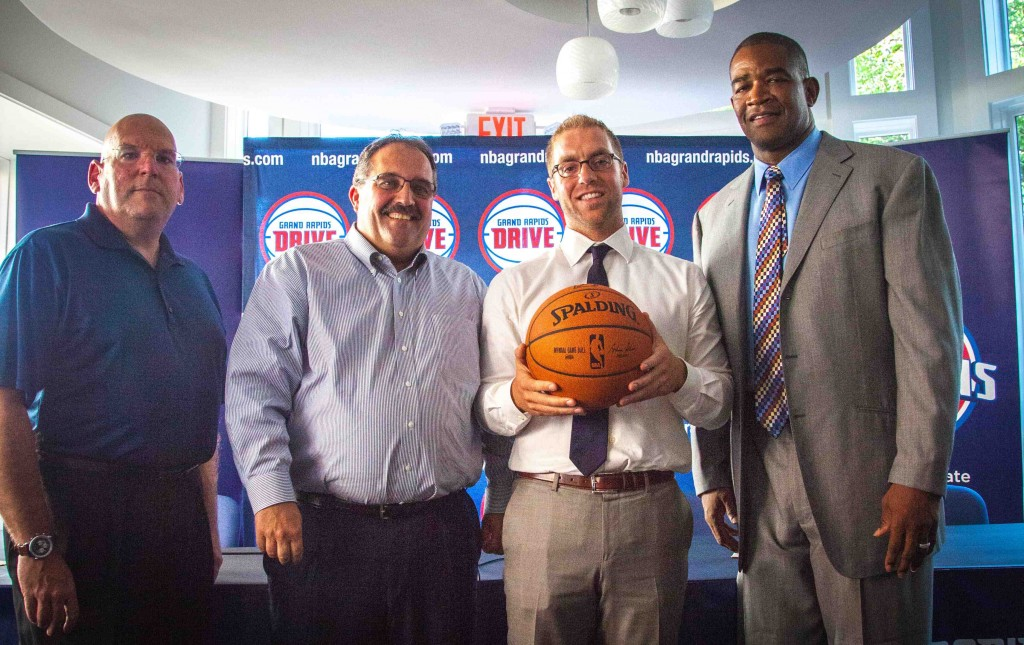 Grand Rapids Drive president and coach