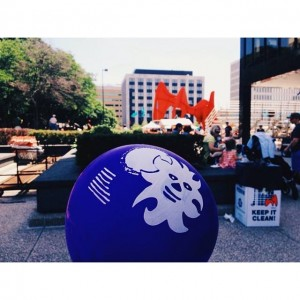 Photo of the Festival of the Arts from instagram winner, Calder