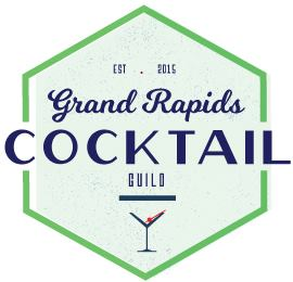 Grand Rapids Cocktail Guild logo